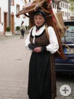 Stadtführung der Weberin Luise