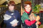 Mitglieder des (c) Kaninchenzuchtvereins Fahrnau