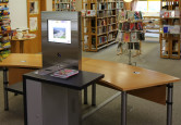 Selbstverbucher Terminal Stadtbibliothek